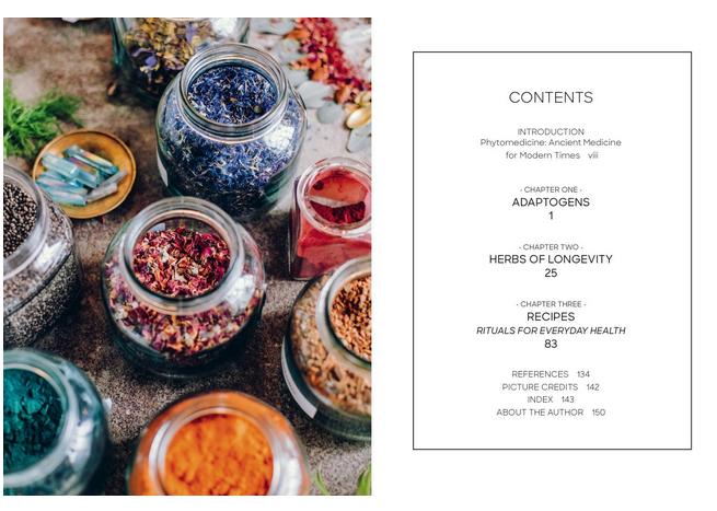 Adaptogens: Herbs for Longevity & Everyday Wellness   Adriana Ayales-2