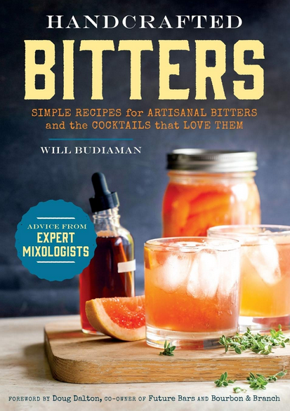 Handcrafted Bitters | Simple Recipes for Artisanal Bitters-1