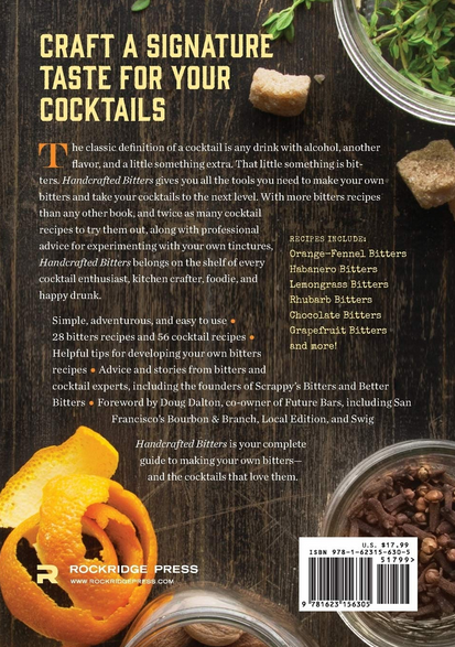 Handcrafted Bitters | Simple Recipes for Artisanal Bitters-2