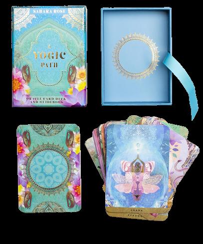 Yogic Path Oracle Box Set-2