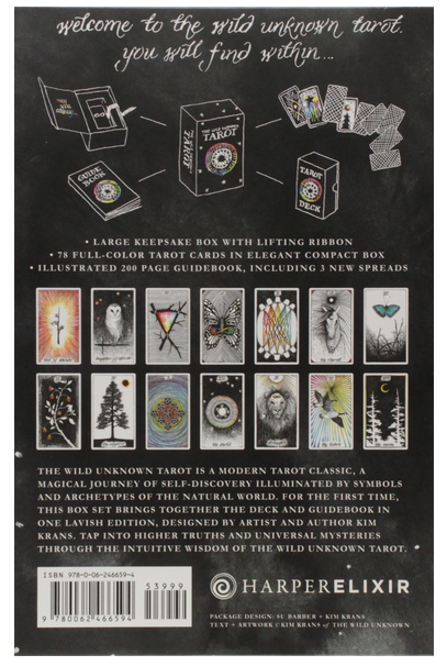 Wild Unknown Tarot Box Set-4