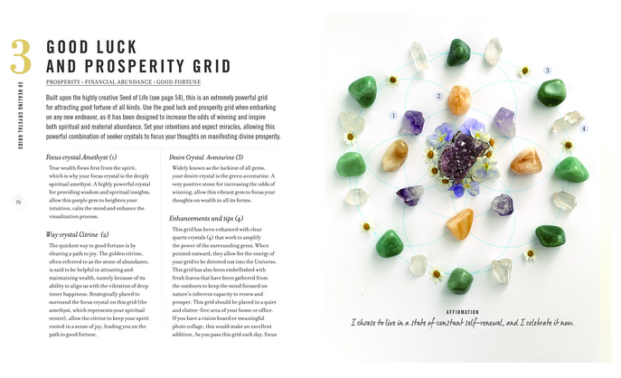 Crystal Gridwork-2