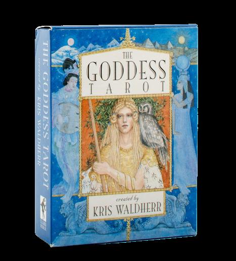 The Goddess Tarot Deck-1