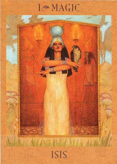 The Goddess Tarot Deck-3