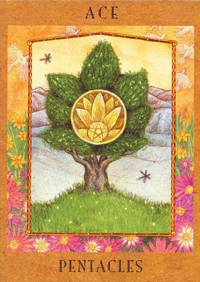 The Goddess Tarot Deck-5