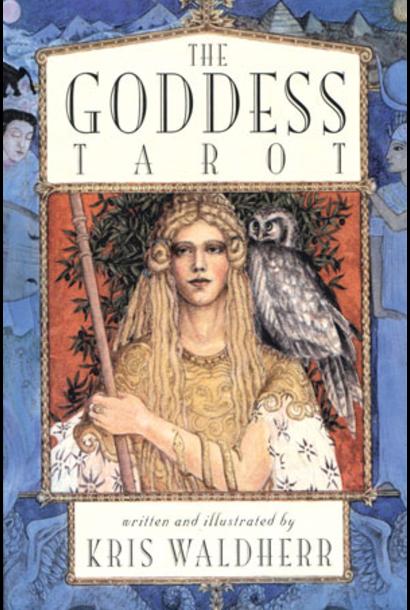 The Goddess Tarot Guidebook