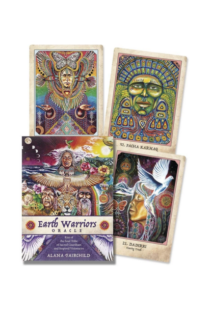 Earth Warriors Oracle Deck