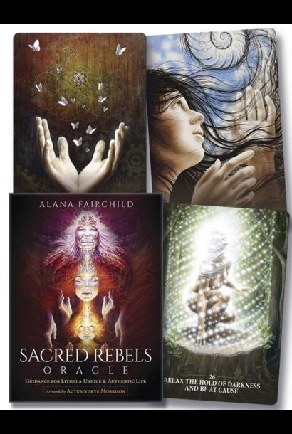 Sacred Rebel Oracle Deck