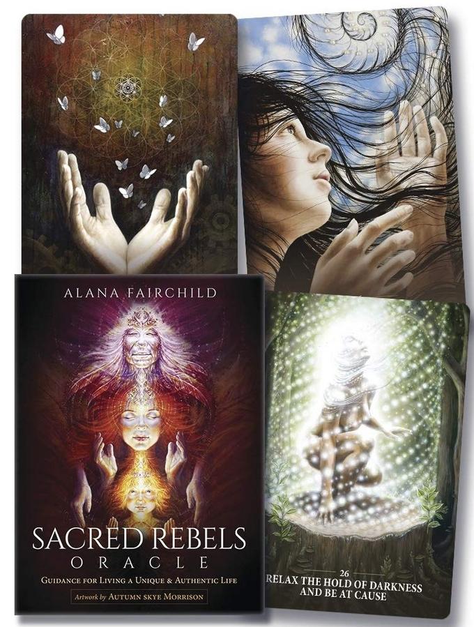 Sacred Rebel Oracle Deck-1