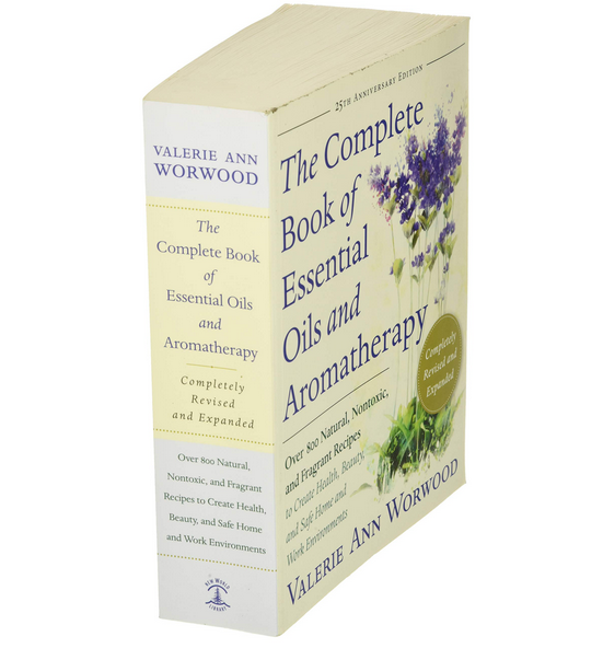 Complete Book of Essential Oils & Aromatherapy-1