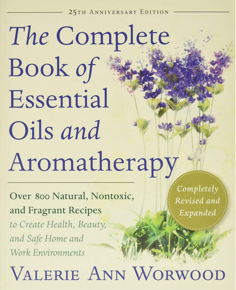 Complete Book of Essential Oils & Aromatherapy-2