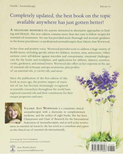 Complete Book of Essential Oils & Aromatherapy-3