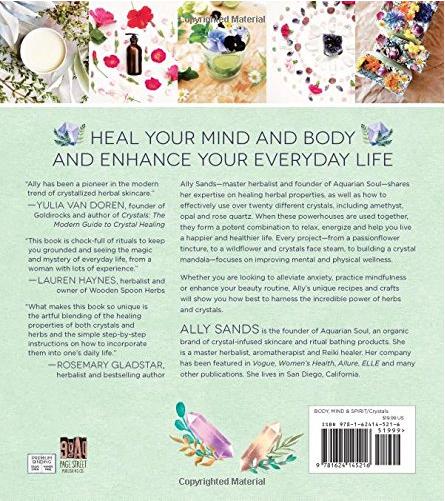 Herbs & Crystal DIY-6