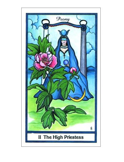 The Herbal Tarot Deck-5