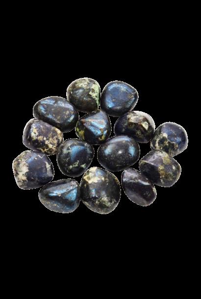Tumbled Polished Stones | Covellite
