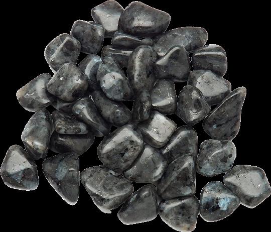 Tumbled Polished Stones | Larvikite-1