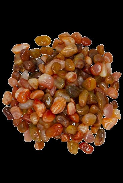 Tumbled Polished Stones | Carnelian