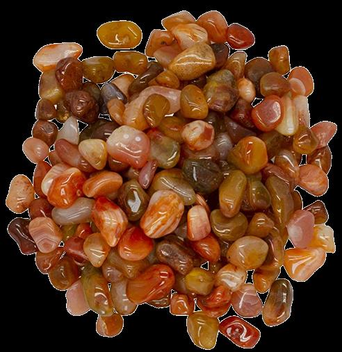 Tumbled Polished Stones | Carnelian-1