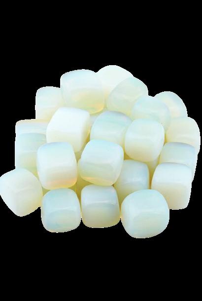 Tumbled Polished Stones   Opalite