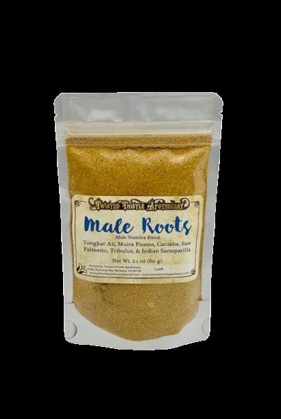 Male Roots | Herbal Aphrodisiac Blend