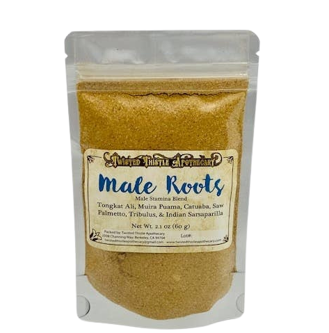 Male Roots | Herbal Aphrodisiac Blend-1