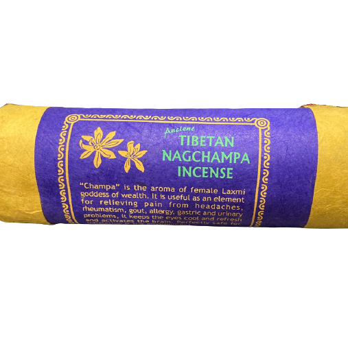 Traditional Tibetan Incense   Nag Champa-1