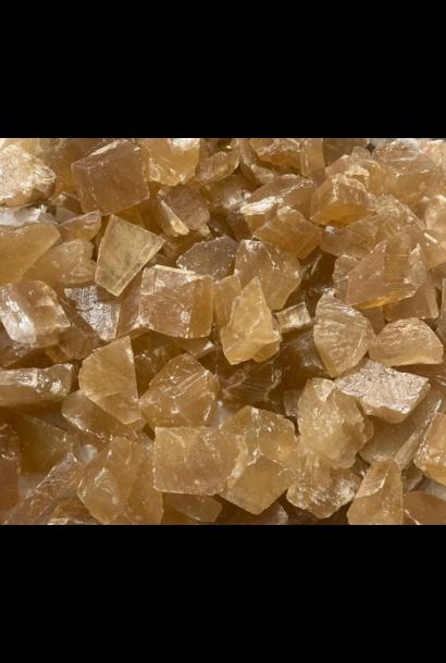 Citrine Calcite Chunks | Assorted Sizes