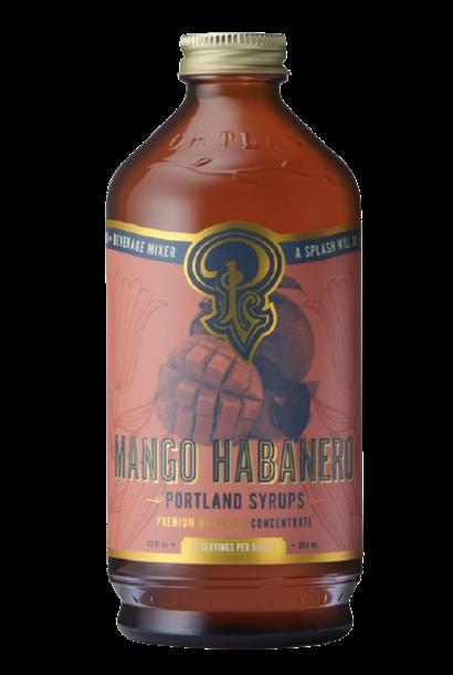 Cocktail Syrup | Mango Habanero