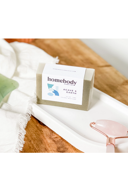 5176 - Soap - Agave + Earth - Homebody Candle Co.