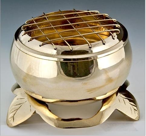 Incense Burner | Brass-1