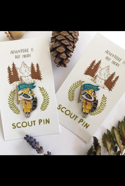 Enamel Pin | Scout