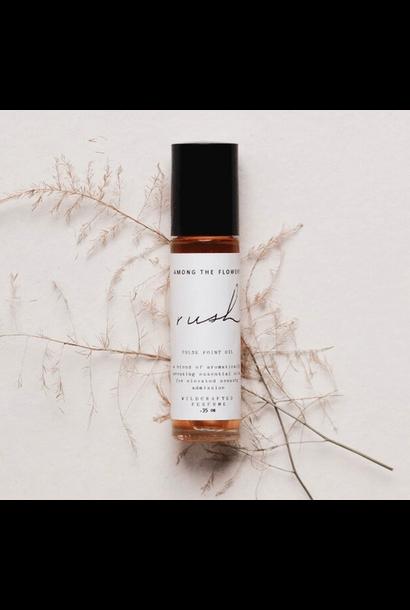 Roll-On Organic Perfume | Rush