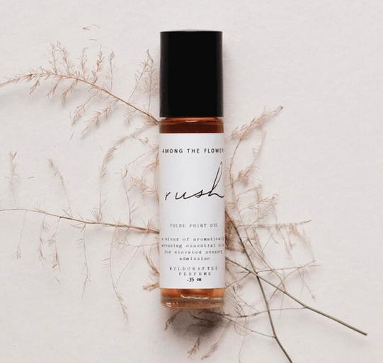 Roll-On Organic Perfume | Rush-1