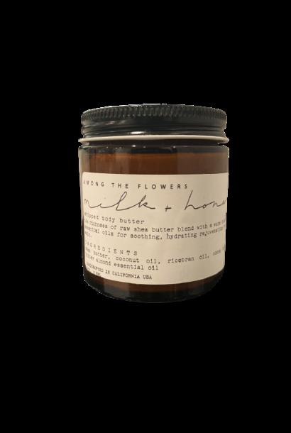 Whipped Body Butter | Milk + Honey
