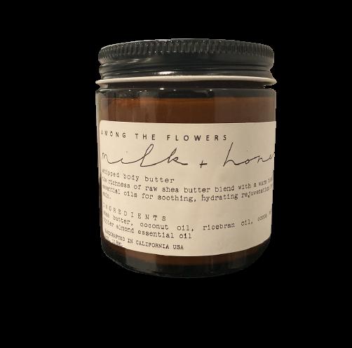 Whipped Body Butter | Milk + Honey-1