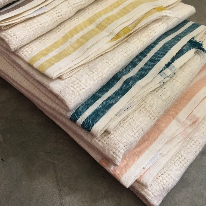 Basket Woven Handloom Turkish Towel-1