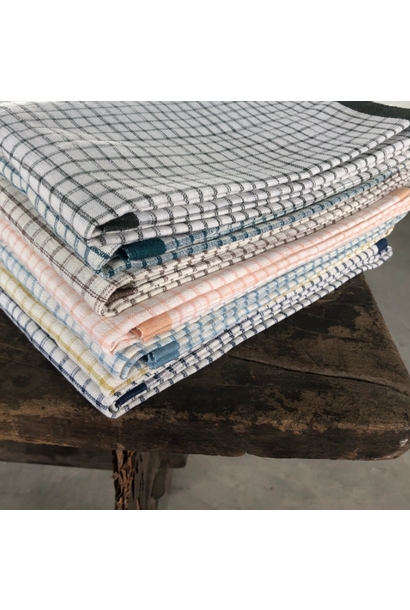 Classic Checker Handloom Turkish Towel