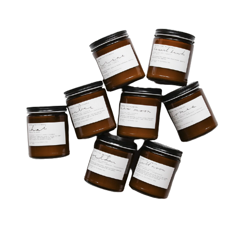 Soy Candle | Domes-1