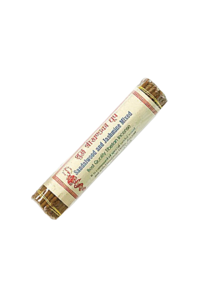 Tibetan Incense | Mixed Sandalwood & Jasmine