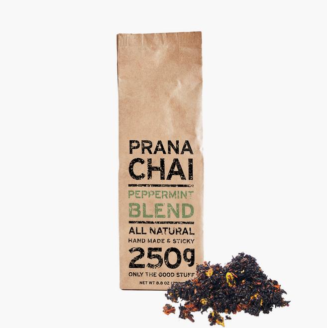 5236 - Chai - Peppermint Blend - 250g - Prana Chai-2