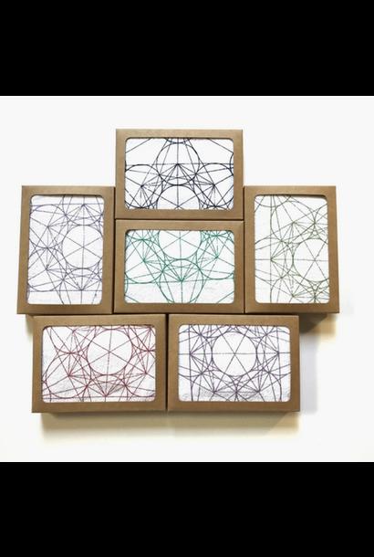 Crystal Grid Cloth | Metatron's Cube