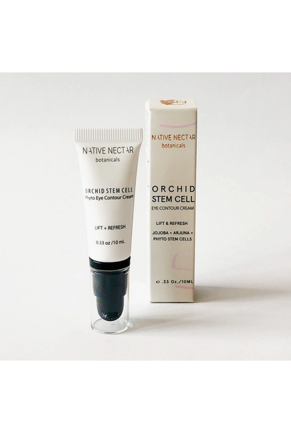 Orchid Stem-Cell   Eye Contour Cream