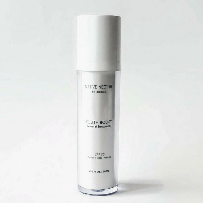 Youth Boost | SPF 30 Mineral Sunscreen Lotion-1