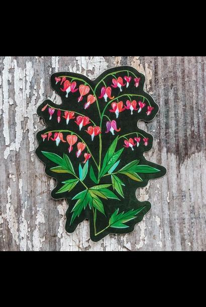 Matte Sticker | Bleeding Heart