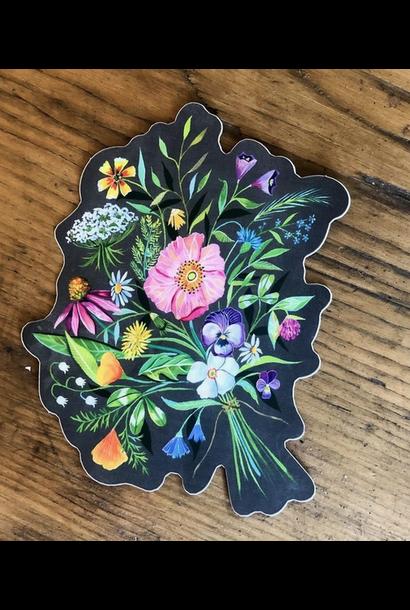 Matte Sticker | Bouquet