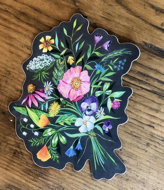 Matte Sticker | Bouquet-1