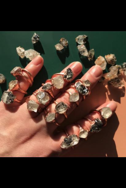 Ring | Herkimer Diamond