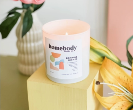 Bloom & Burn Candle   Bonfire Nights-1