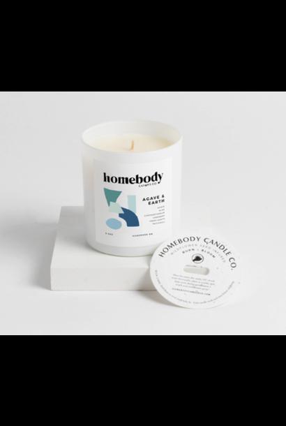Bloom & Burn Candle | Agave + Earth