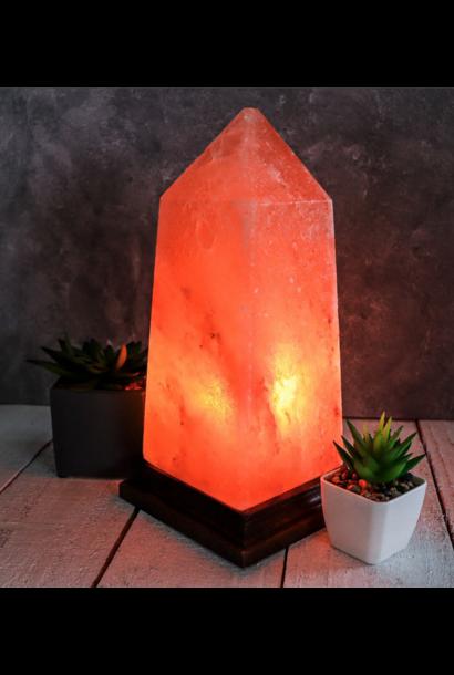 Himalayan Salt Lamp | Obelisk